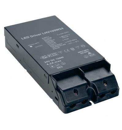 ALIMENTATION LED 100W, 24V