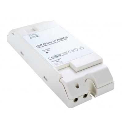 ALIMENTATION LED 60W, 24V