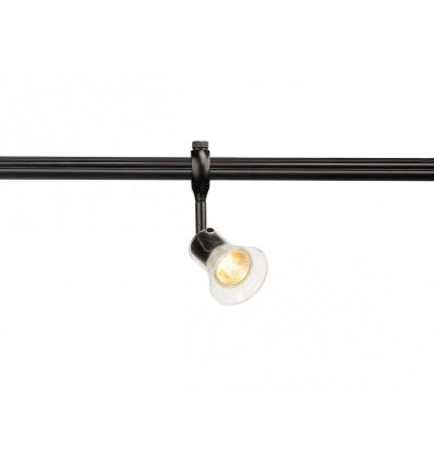 ANILA Spot pour EASYTEC 2, noir, GU10, max. 50W