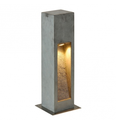 ARROCK STONE LED 50, carré, 50cm, IP44