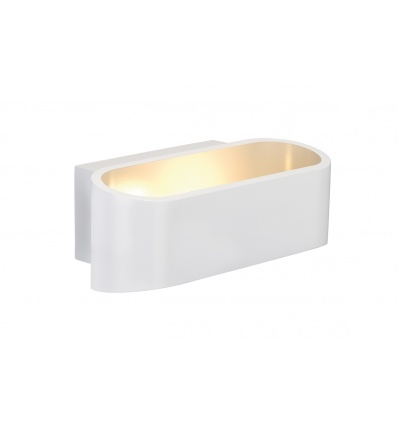 ASSO 70 LED applique, ovale, blanche, 5W LED, 3000K