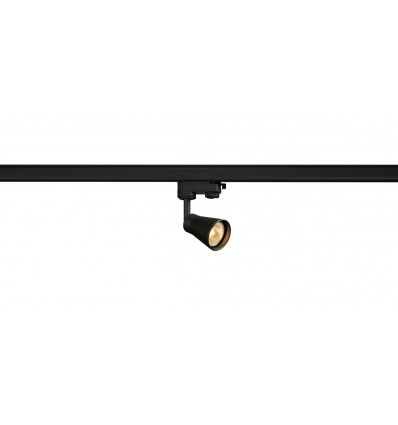 AVO, adapt. 3 allumages inclus, noir, 1x GU10, max. 50W