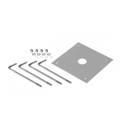 BENDO, kit de fixation, aluminium