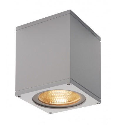 BIG THEO WALL, applique, gris argent, 21W, LED 3000K, 2000lm