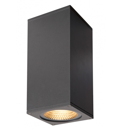 BIG THEO WALL, applique, up down, anthracite, 42W, LED 3000K, 2000lm