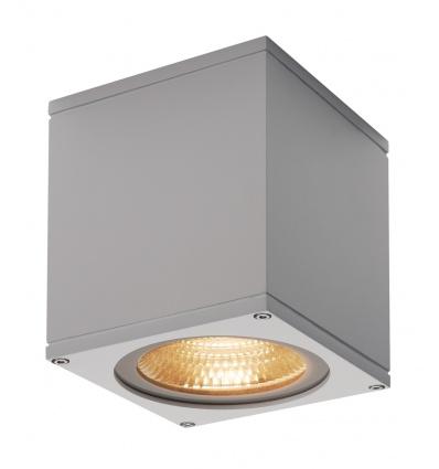 BIG THEO, plafonnier, gris argent, 21W, LED 3000K, 2000lm
