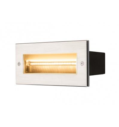 BRICK LED, asymétrique, 11W, 3000K, 230V, IP67