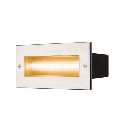 BRICK LED, symétrique, 11W, 3000K, 230V, IP67