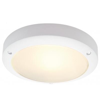 BULAN applique, ronde, blanche, E14, max. 60W, verre satiné
