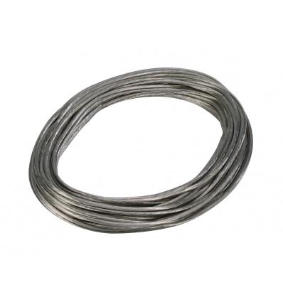 Câble T.B.T, isolé, 6mm², 20m