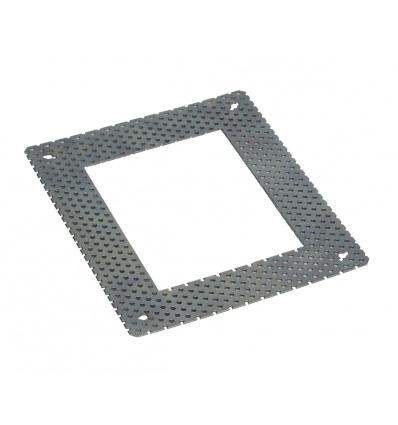 Cadre de fixation pour DOWNUNDER PUR carré, 120x155mm