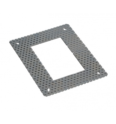 Cadre de fixation pour DOWNUNDER PUR carré, 80x120mm