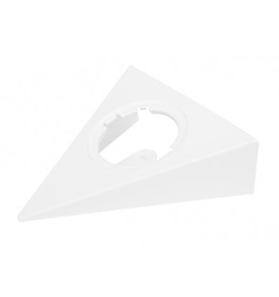 Cadre de montage pour DL 126, triangulaire, blanc