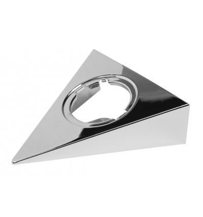 Cadre de montage pour DL 126, triangulaire, chrome