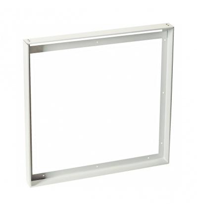 Cadre de montage pour LED PANEL, 620x620mm, blanc