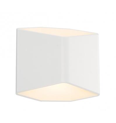 CARISO WL- 2, applique, blanc, LED 7,5W, 3000K