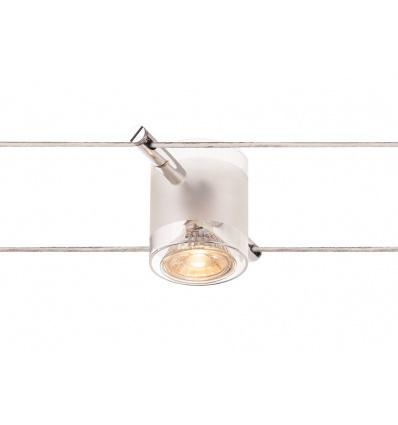 COMET, spot pour câble tendu, MR16, chrome