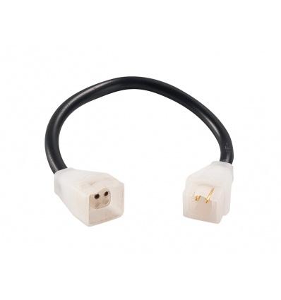Connecteur flexible pour DELF D réglette unie, max. 50W, 12cm