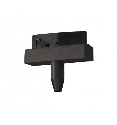 D-TRACK, adaptateur pour luminaire, noir