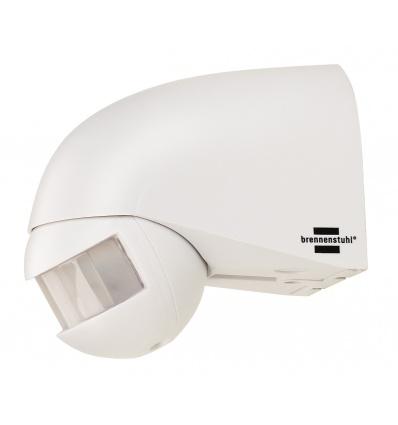 Détecteur de mouvement infrarouge IP44, blanc