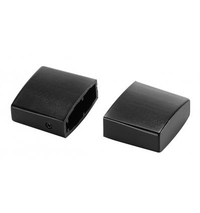 Embouts pour EASYTEC 2, 2 pièces, noir