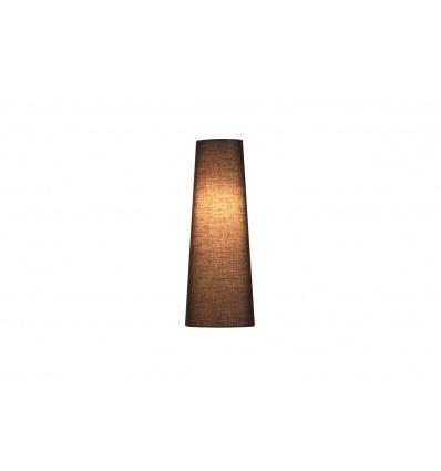 fenda abat jour conique 15cm noir. Black Bedroom Furniture Sets. Home Design Ideas