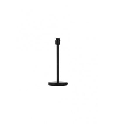 FENDA, pied de lampe simple, noir, E27 max. 40W