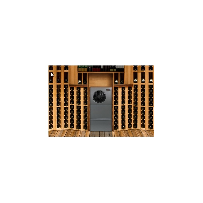 climatiseur de cave 50m3. Black Bedroom Furniture Sets. Home Design Ideas