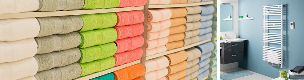 Sèche-serviettes ventilo